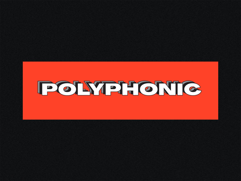 polyphonic logo