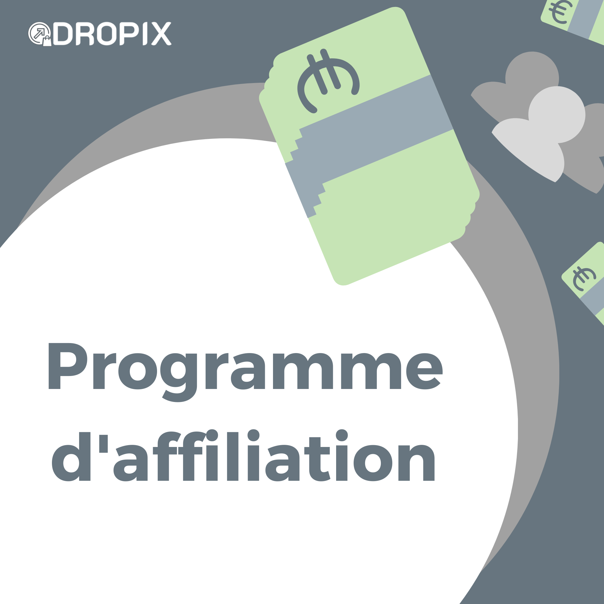 Dropix Affiliate Program