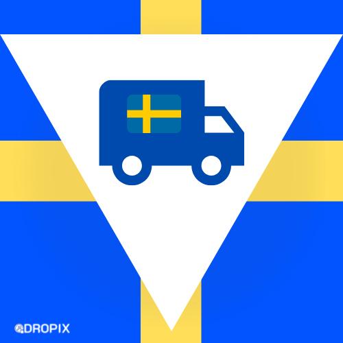 Fournisseurs suédois en dropshipping