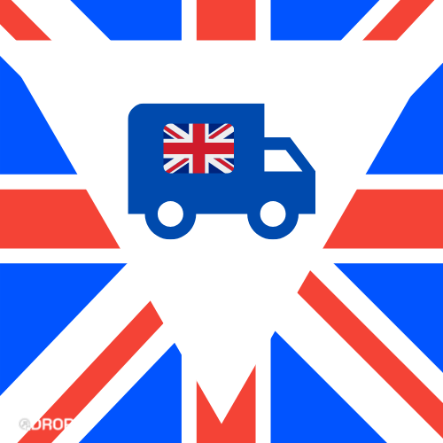 Fournisseurs UK en dropshipping