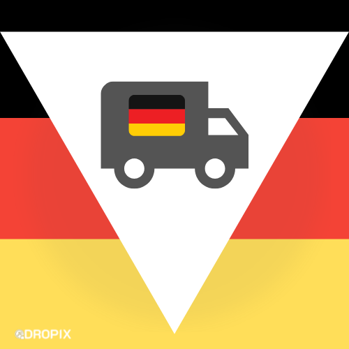 Fournisseurs allemands en dropshipping