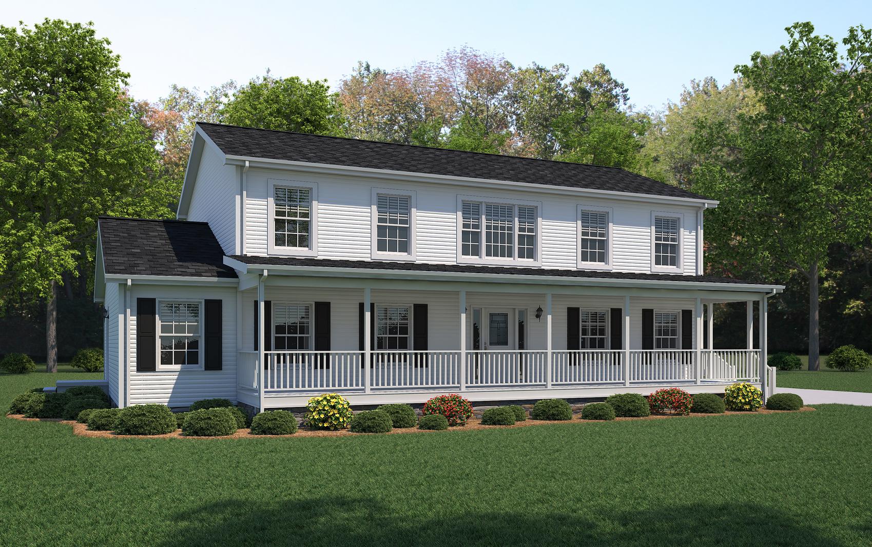 Barskdale home rendering