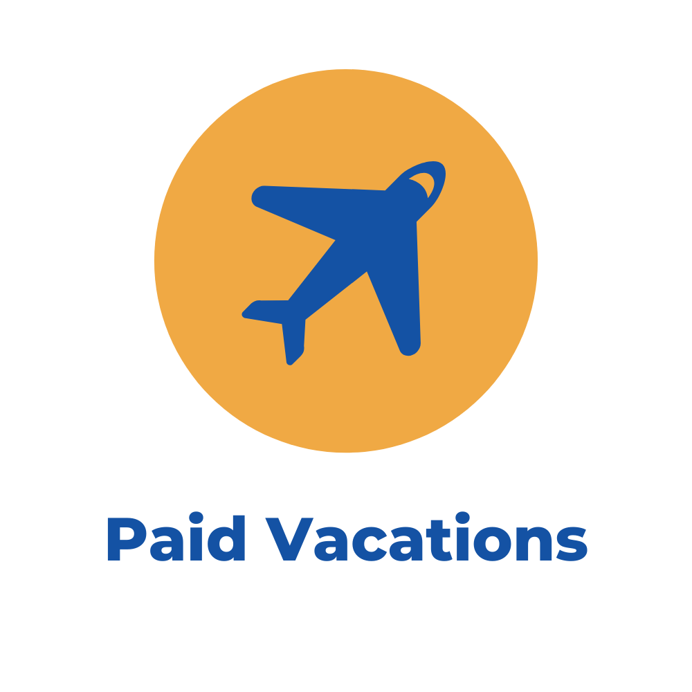 paid vacations