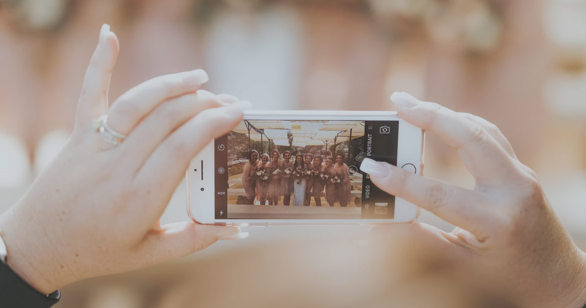 Tips and Tricks to Live Stream your Wedding Day
