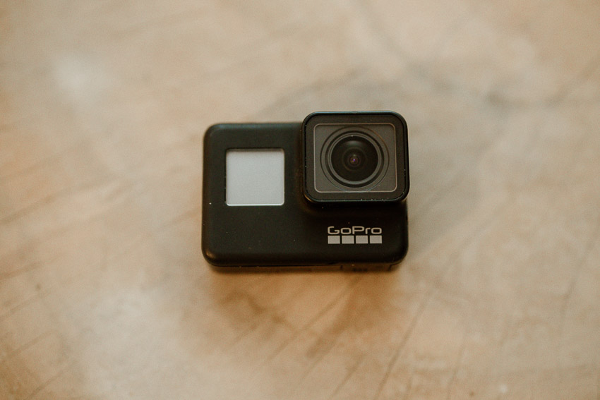 gopro cameras for live streaming