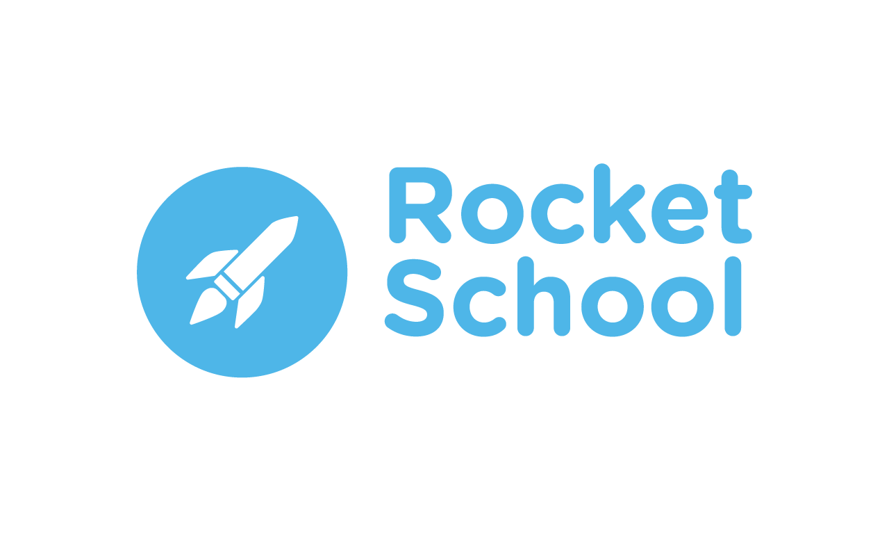 Logo Rocket School