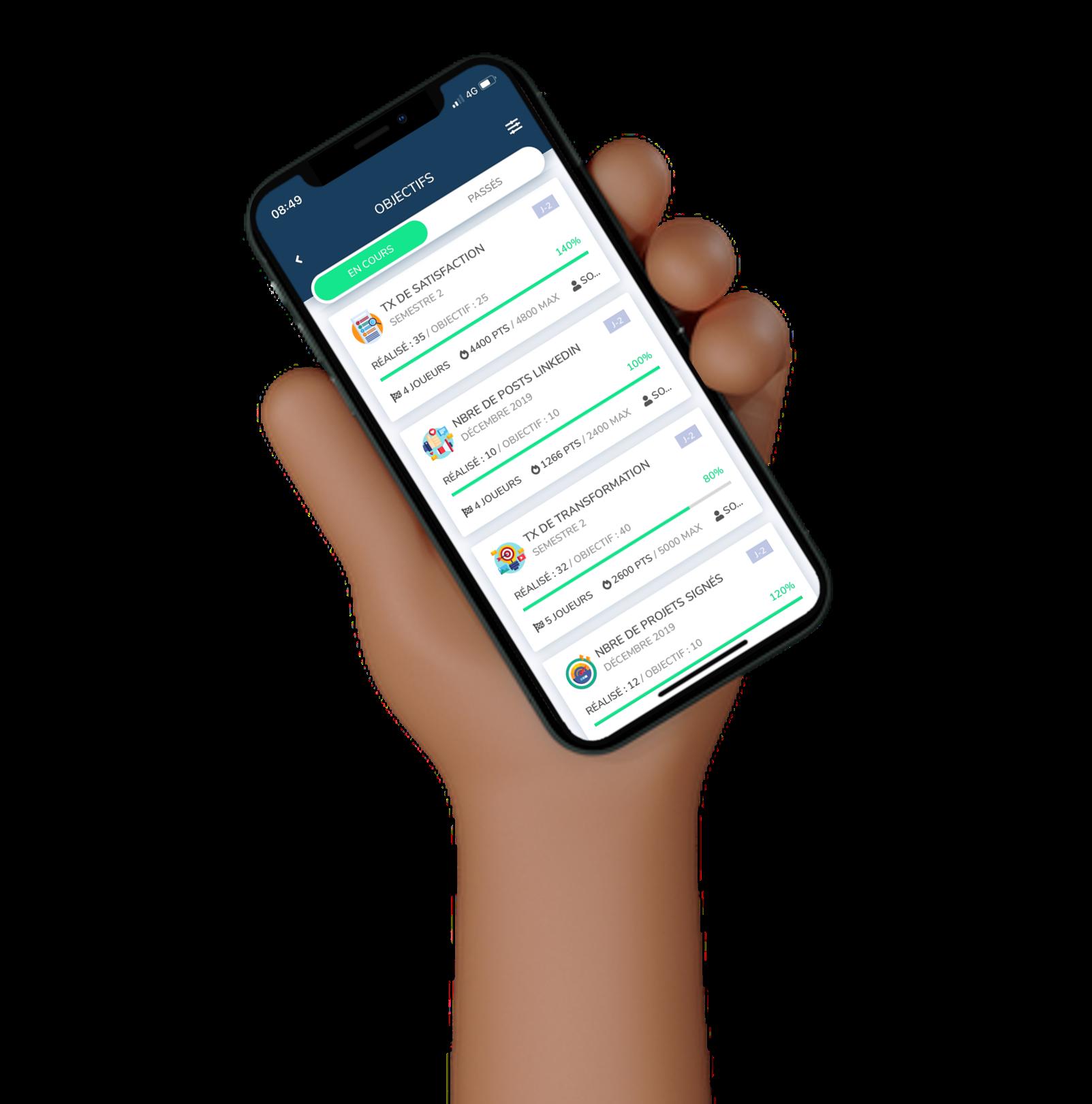 Solution Web & Application Mobile