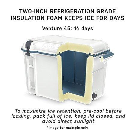 Otter-box cooler refrigeration specs