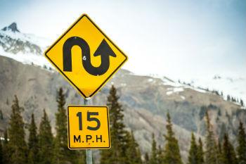 How Do I Drive Safely Around a Curve?