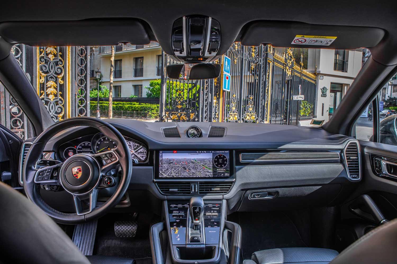 Porsche Cayenne Paris