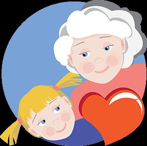 Nähe trotz Entfernung: Großeltern und Enkelkinder