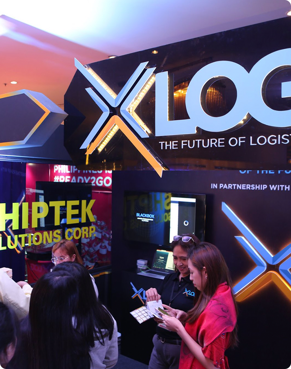 XLOG's SCMAP Convention Booth