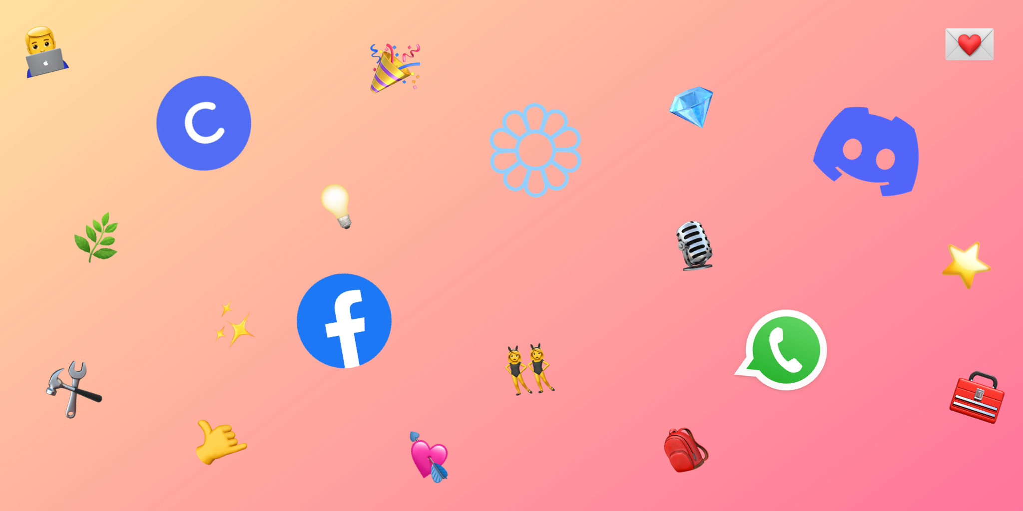 logos des outils de Community Building