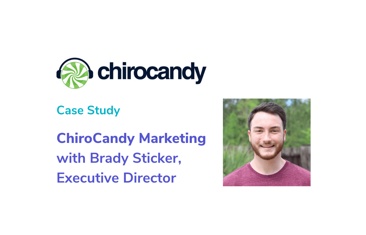 Onboarding doesn't have to be a pain in the neck: How ChiroCandy is saving over 7 hours per month with Leadsie