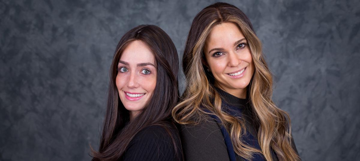 Bio pic of Daniella Wolfson and Ava Mandelbaum