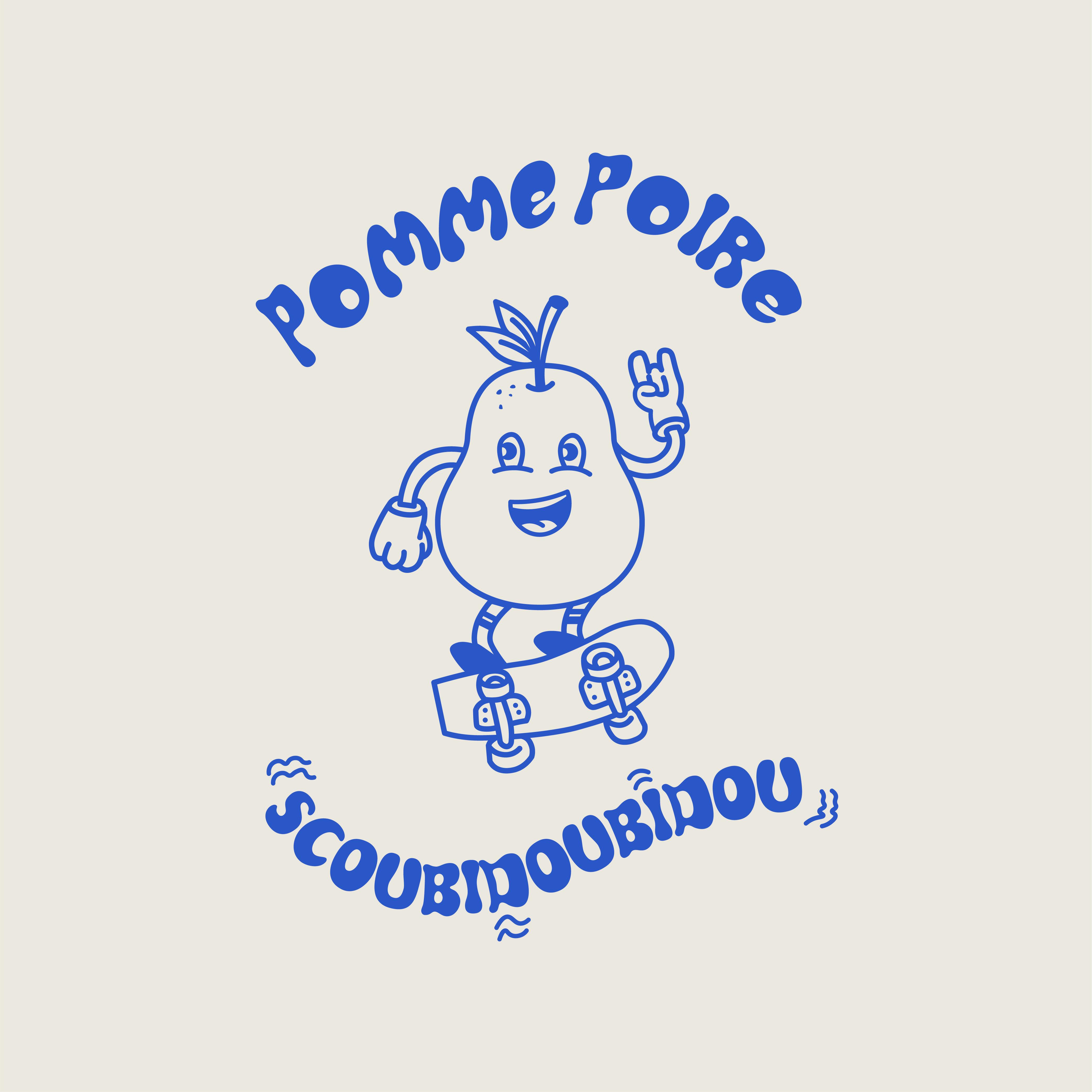 "Illustrations ""Pomme Poire"""
