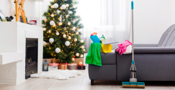 New Year and Christmas Cleaning