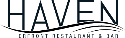 Haven black and white logo