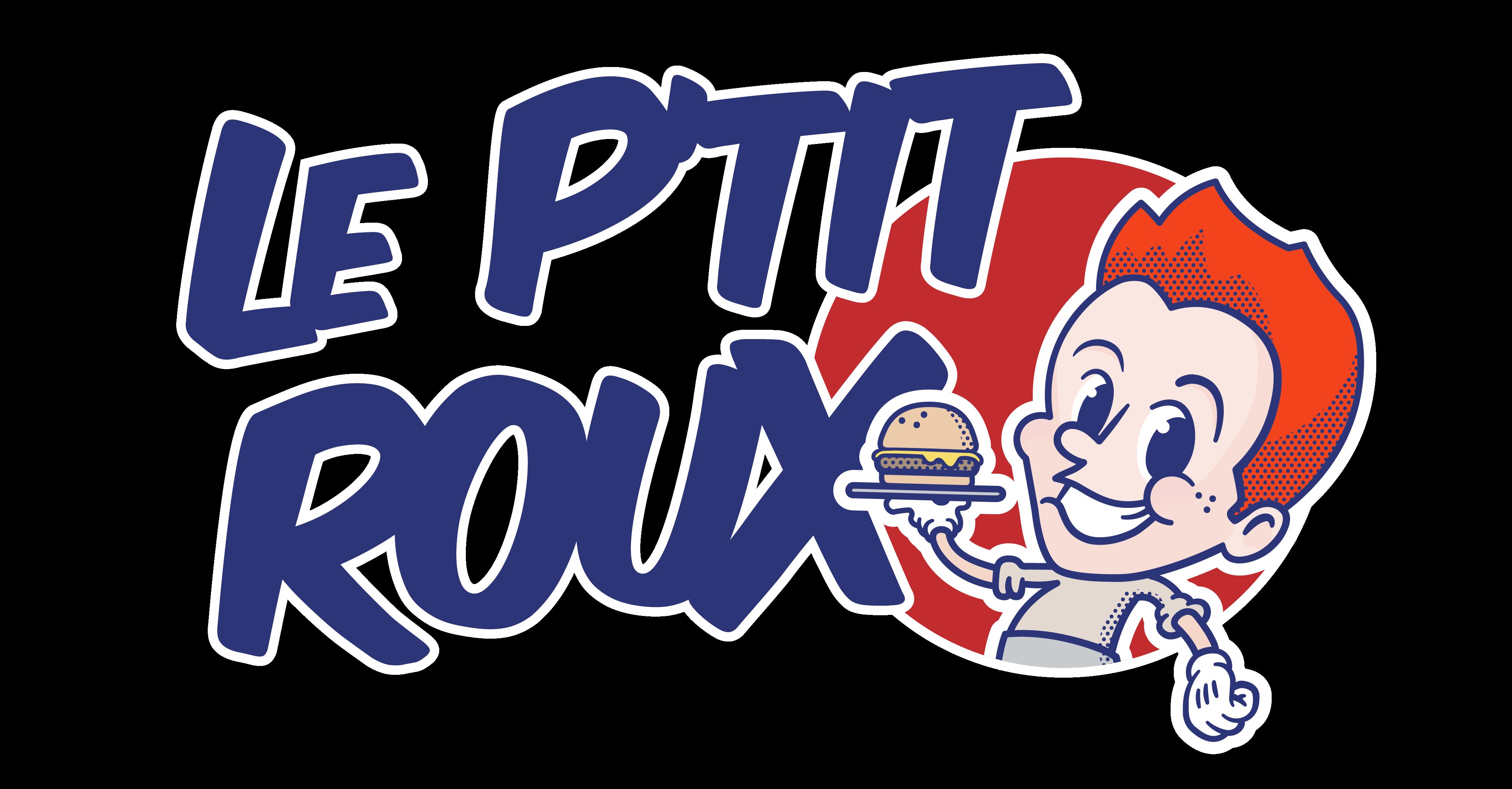 Le P'tit Roux alternative logo