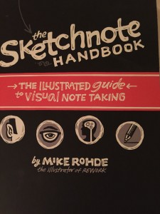 The Sketchnote Handbook by Mike Rhode