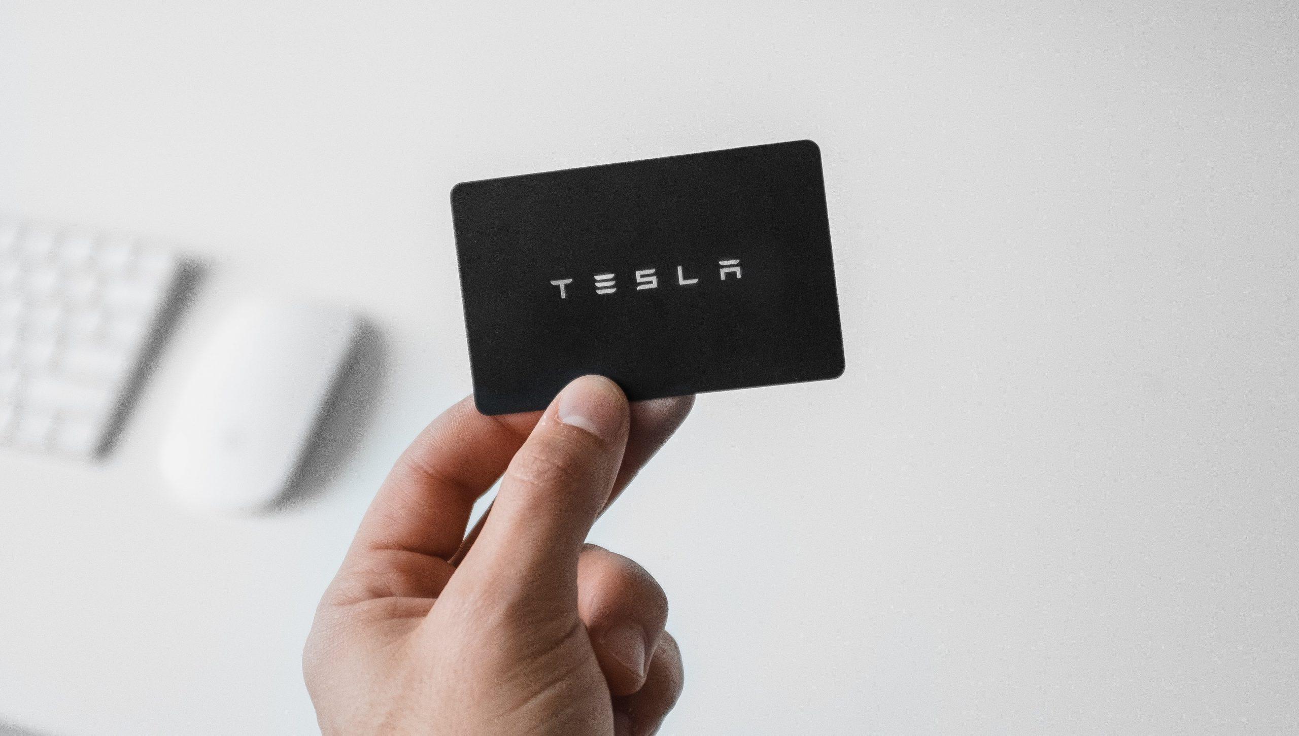 Tesla card