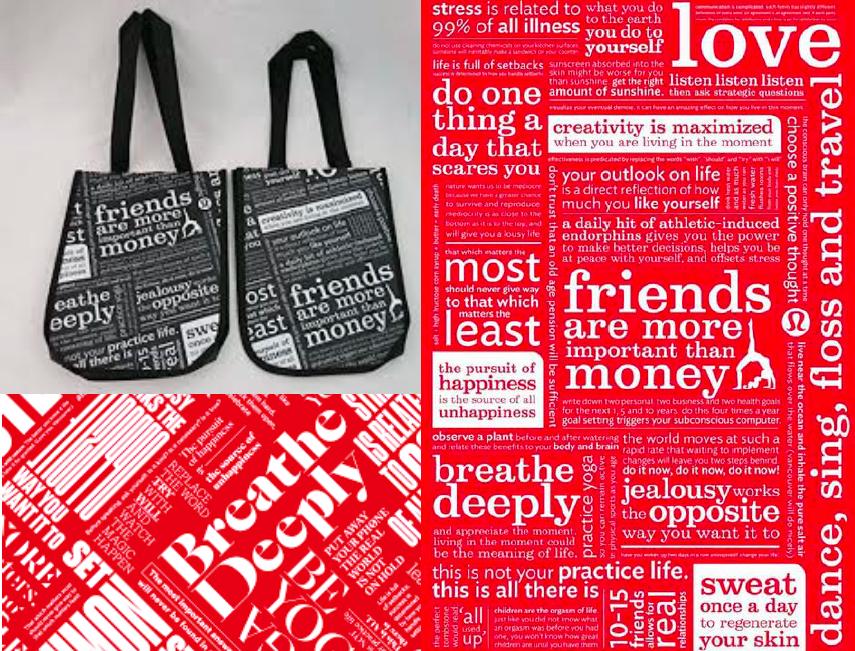 Lulumon manifestos branding