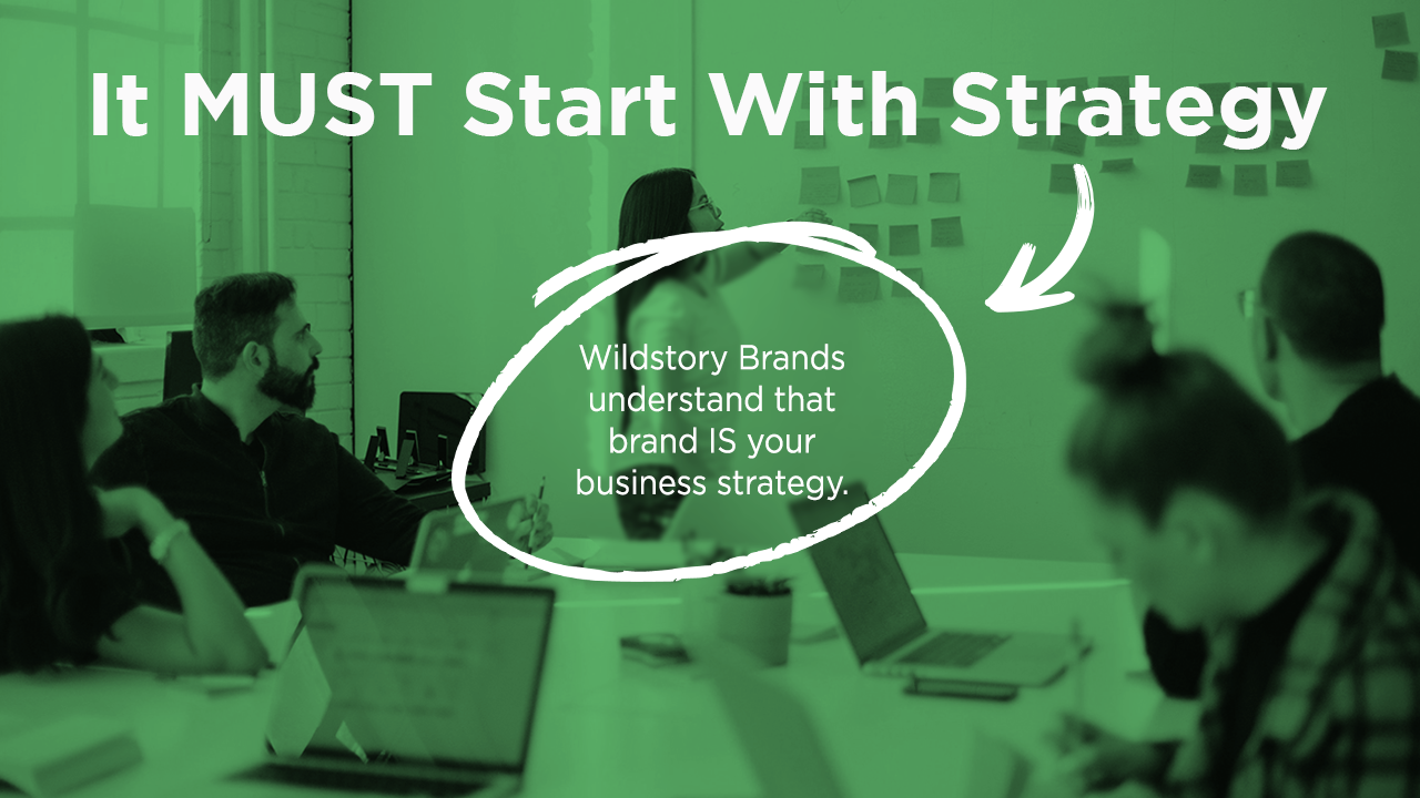 Wildstory Brands understand that brand IS your business strategy.