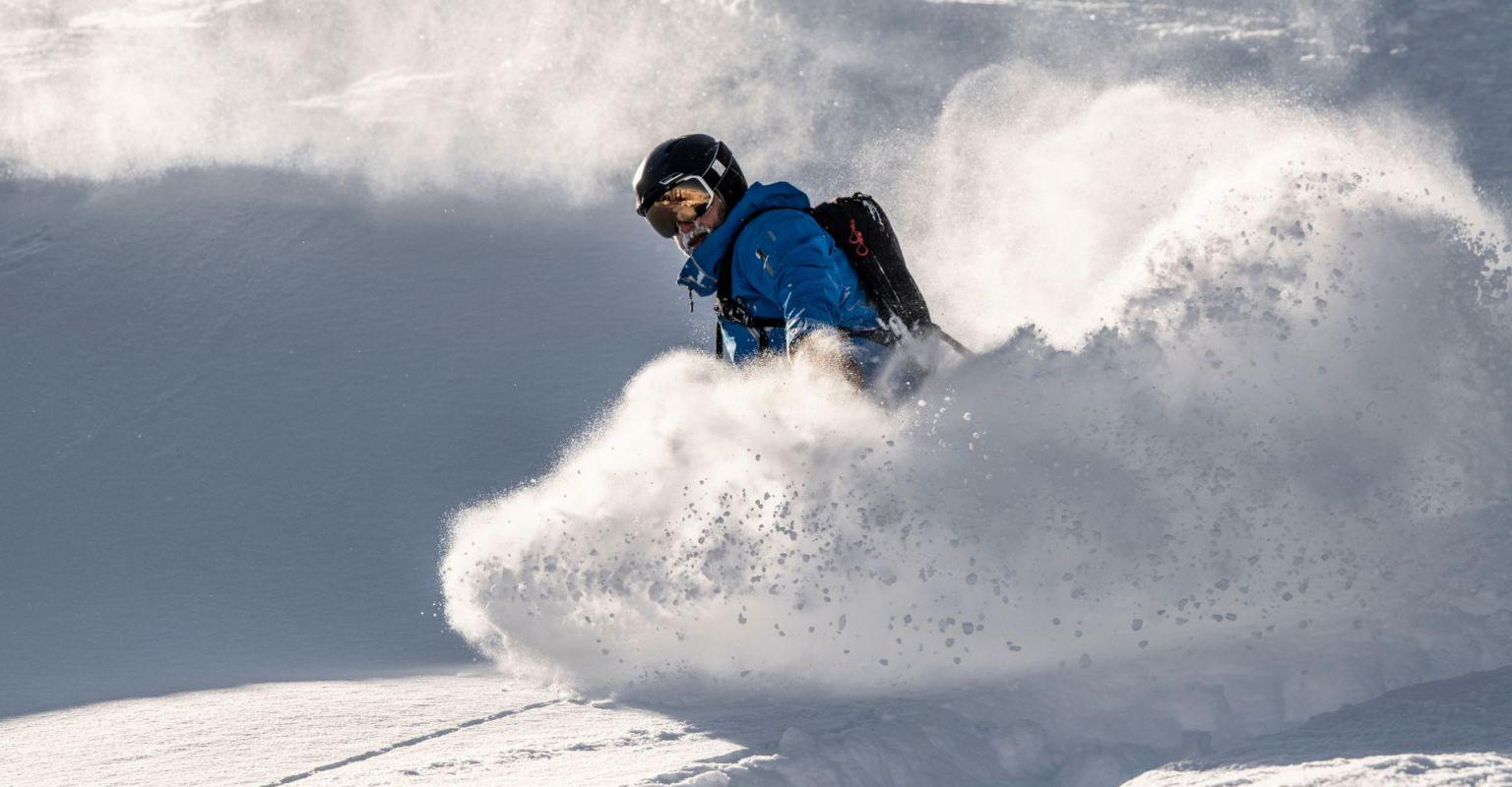 Marc Snowboarding