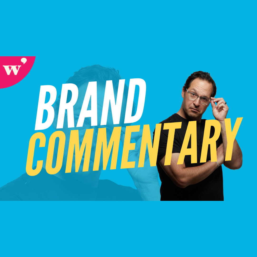 A Brand's Role in Social Commentary