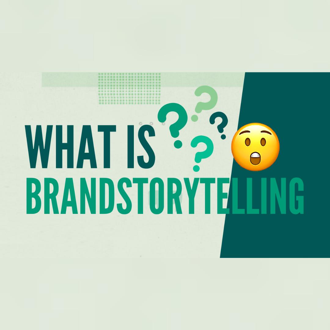 What is Brandstorytelling?