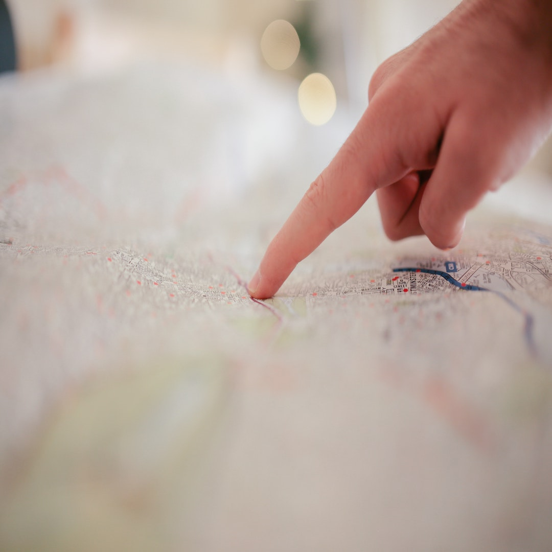 Explorers Have No Maps...Just Like Any Entrepreneur