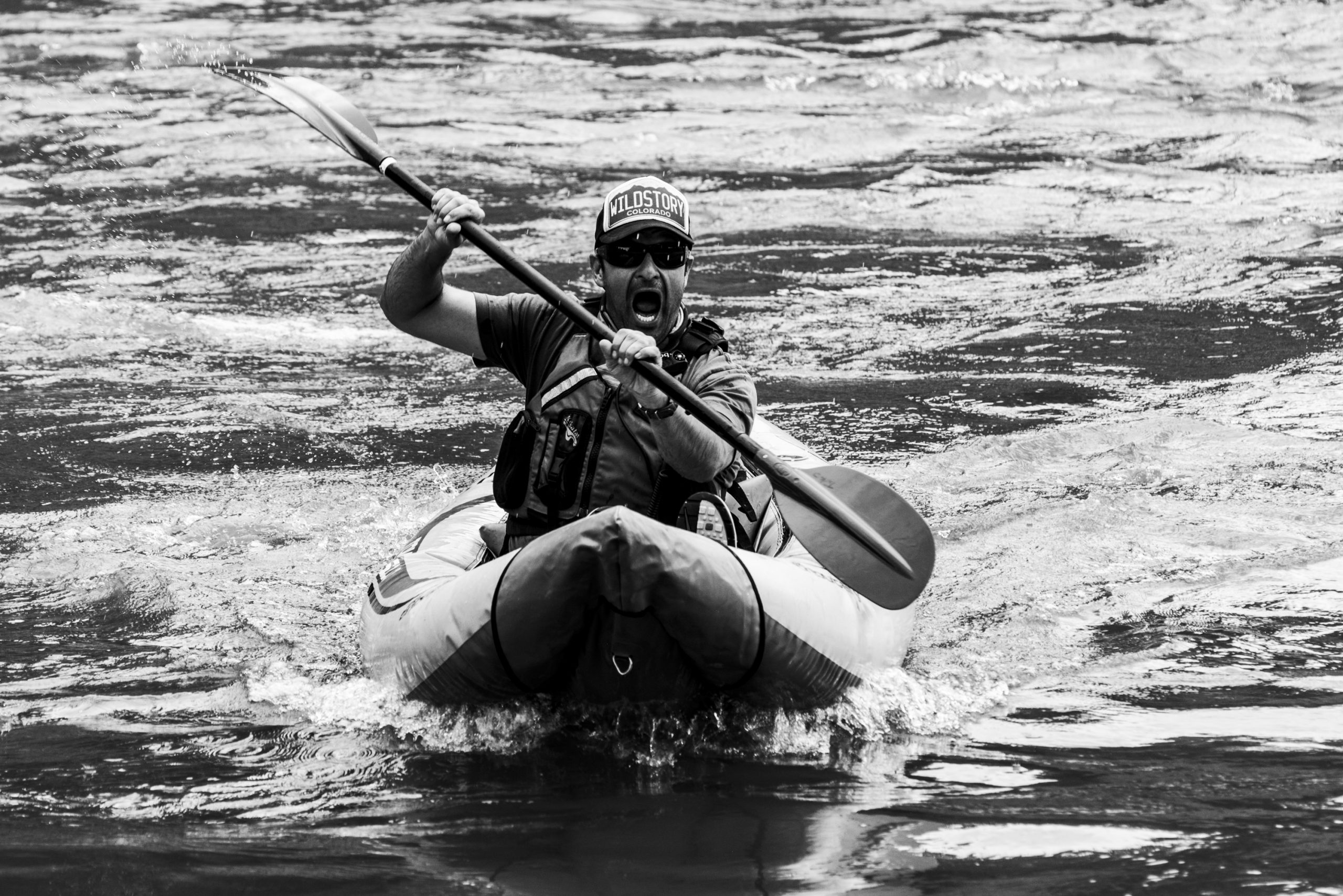 Marc Gutman rafting