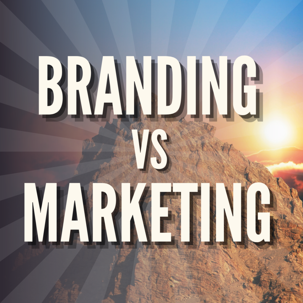 Branding vs. Marketing: The Difference