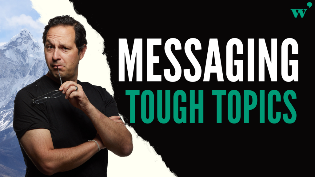 Messaging Tough Topics with Marc Gutman | CWA Survive and Thrive Virtual Summit