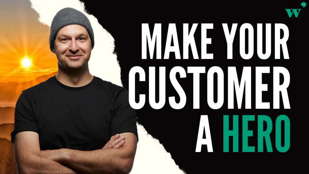 Make Your Customers the Hero of Their Own Story - Cloud Conventions Presentation