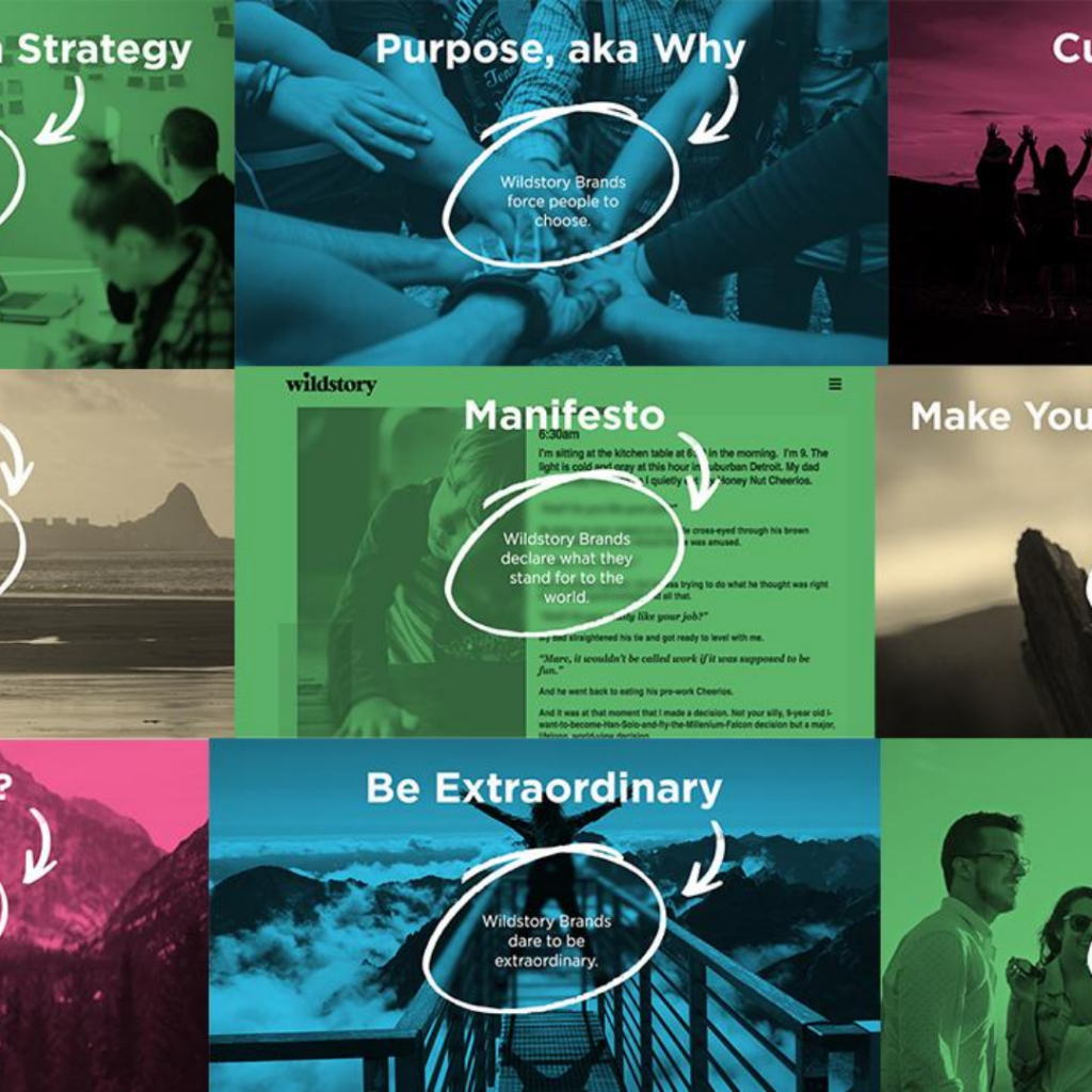 10 Principles to Becoming a Wildstory Brand