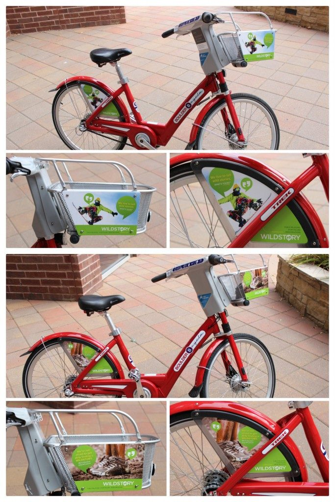 Boulder B-cycle and WILDSTORY are like Peanut Butter and Chocolate