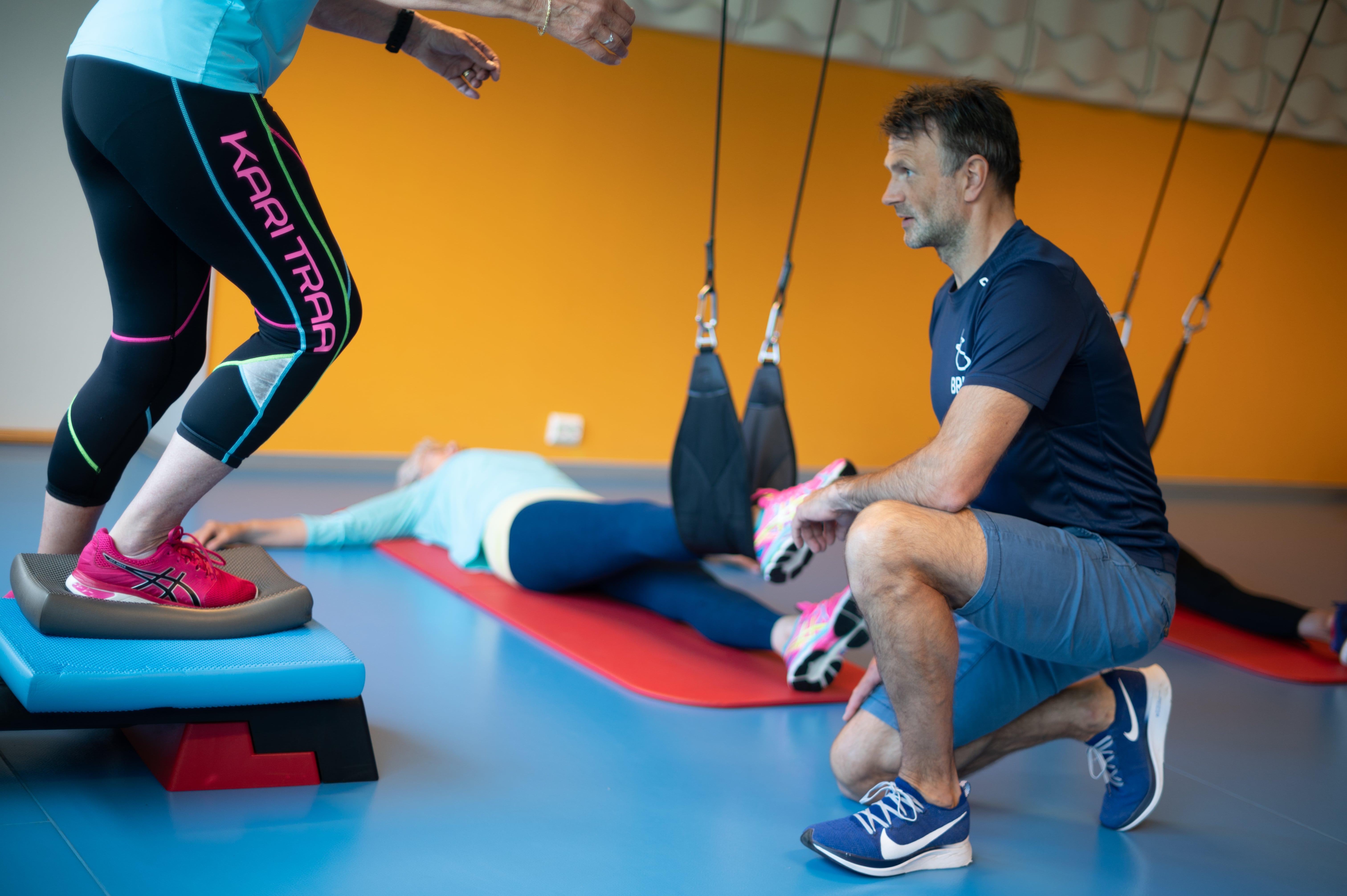 Aktiv med artrose kurs