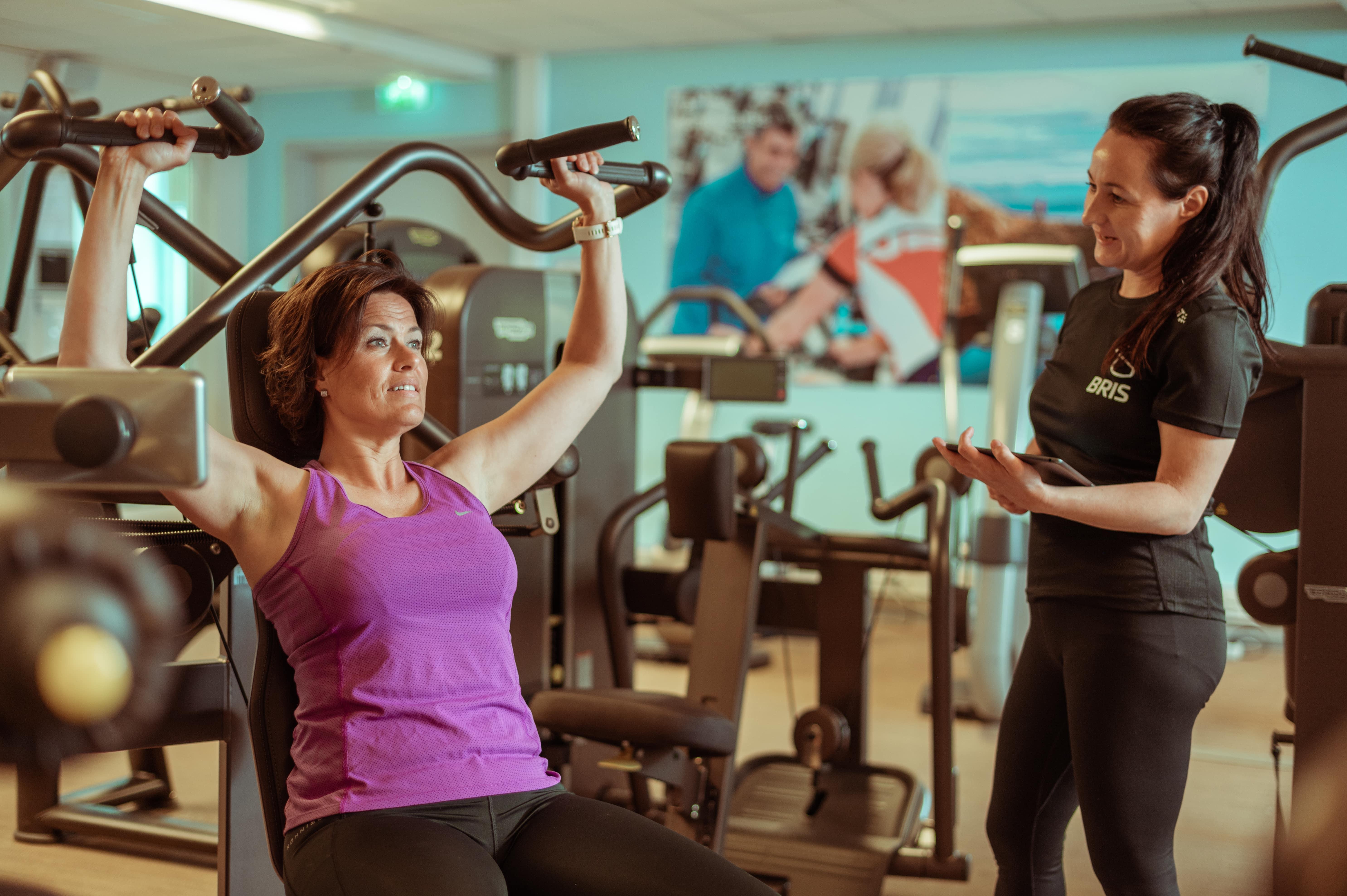 15 Uker til bedre form og helse
