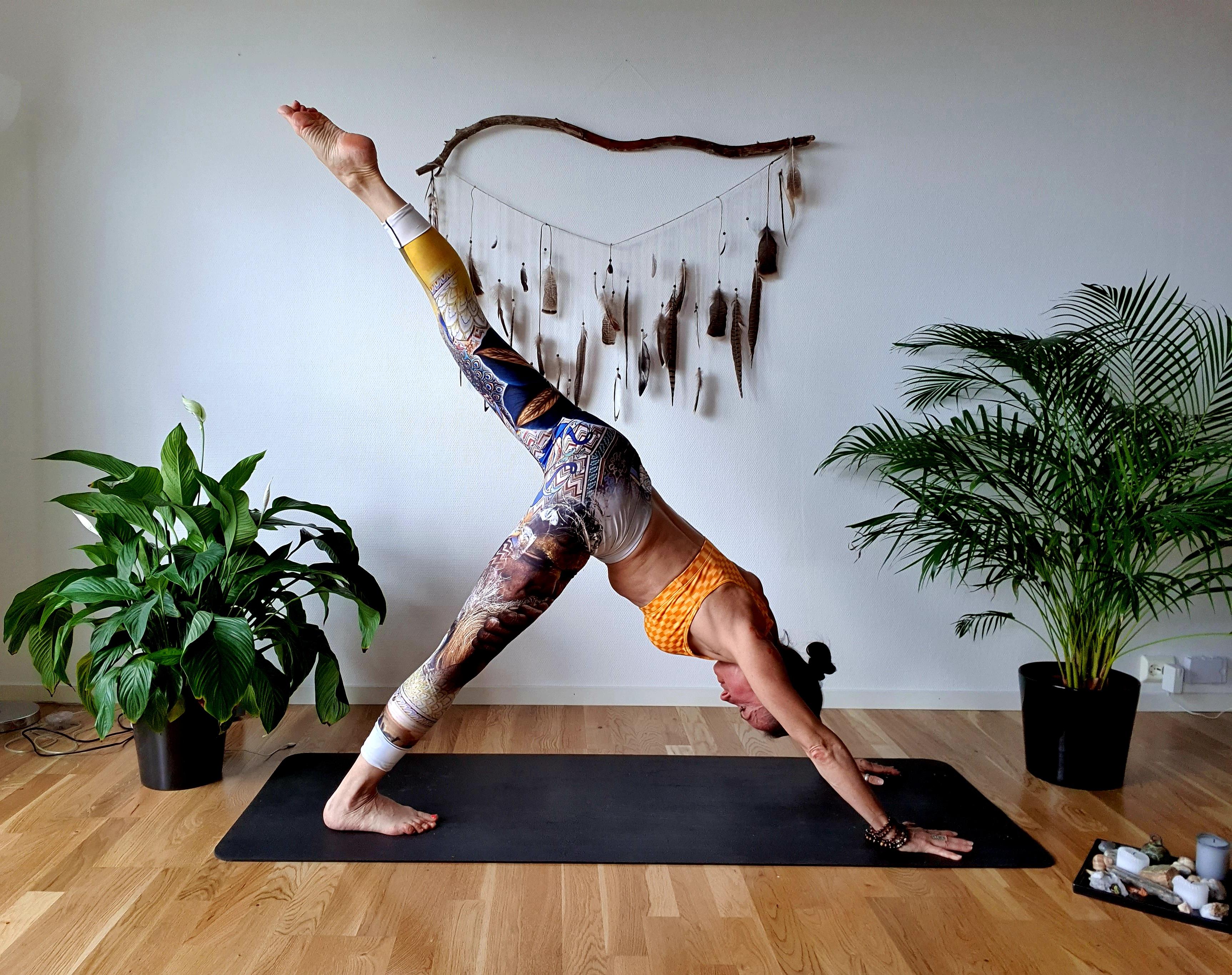 Yoga for aktive