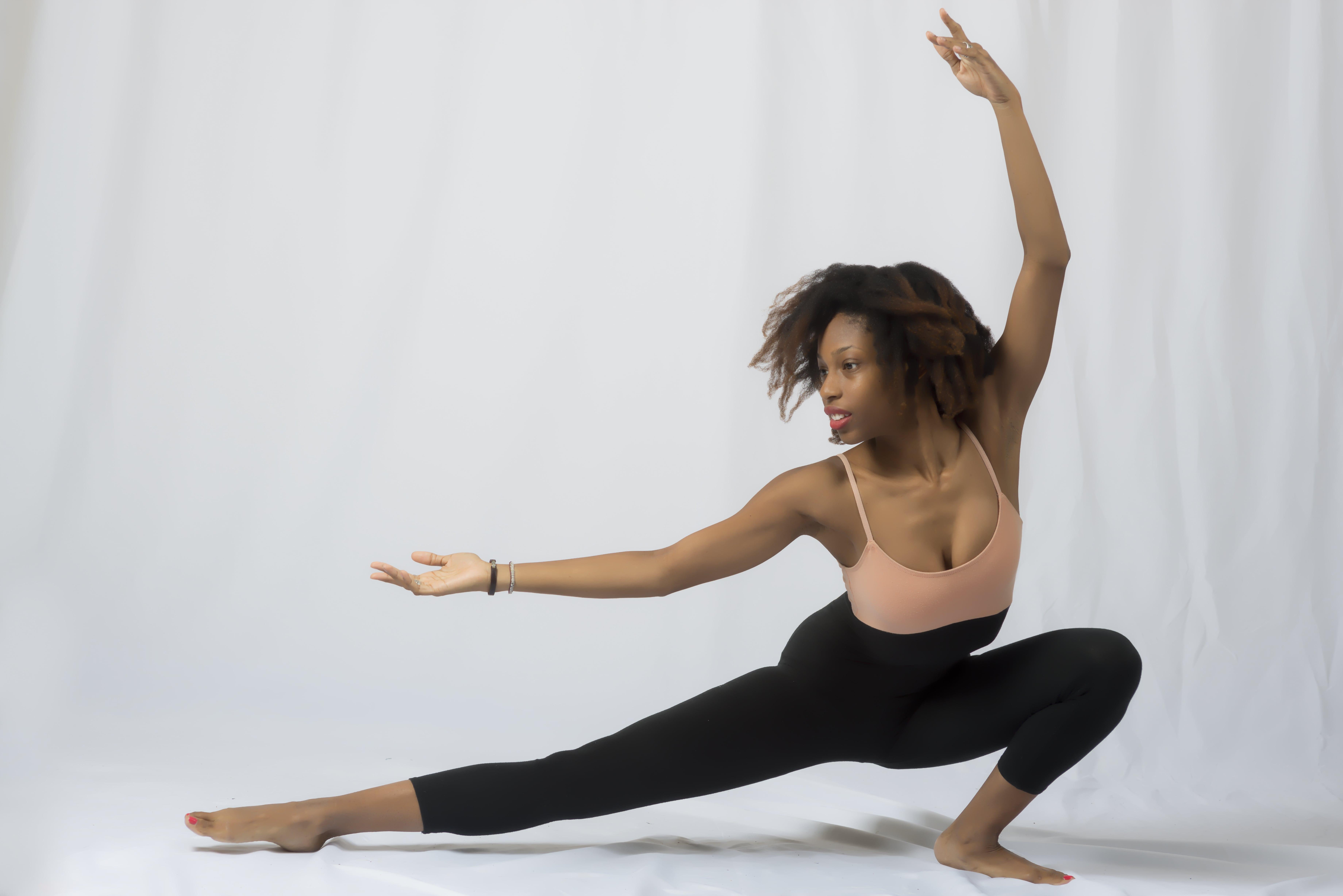 Sterk og fleksibel