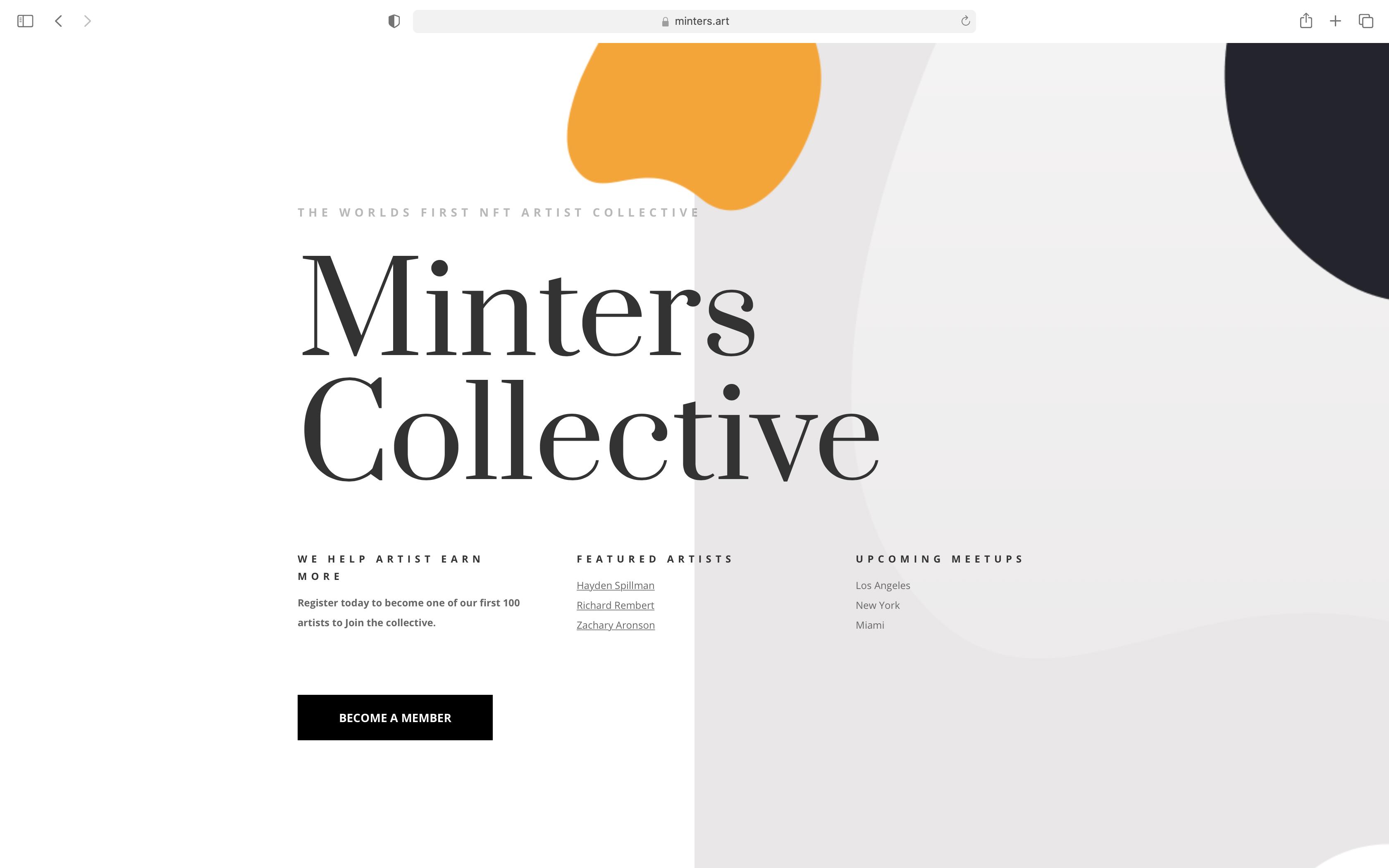 minters.com thumbnail