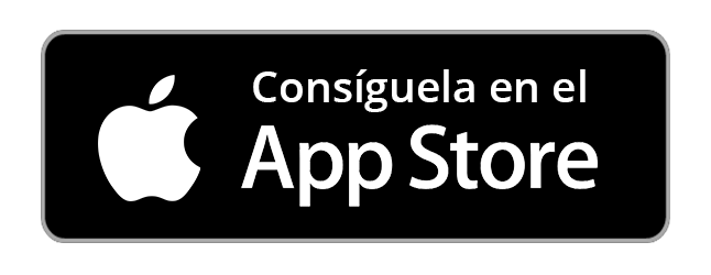 Consíguela en la app store