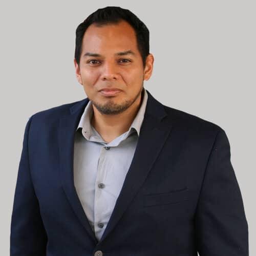 Raul Alvarado - CEO