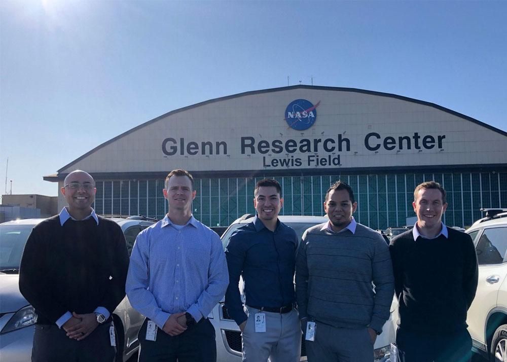 SET group's NASA Power Conversion Team