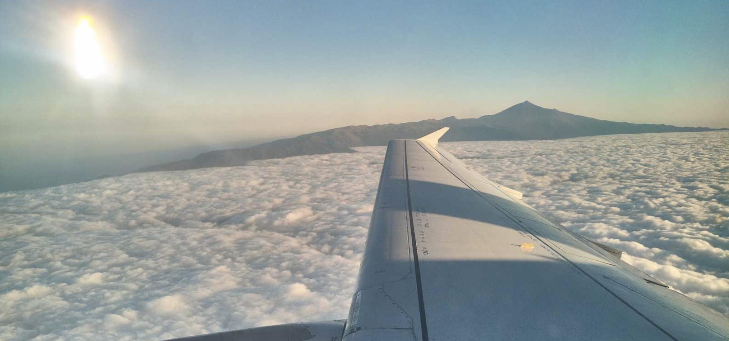 Canarias será el destino del primer vuelo libre