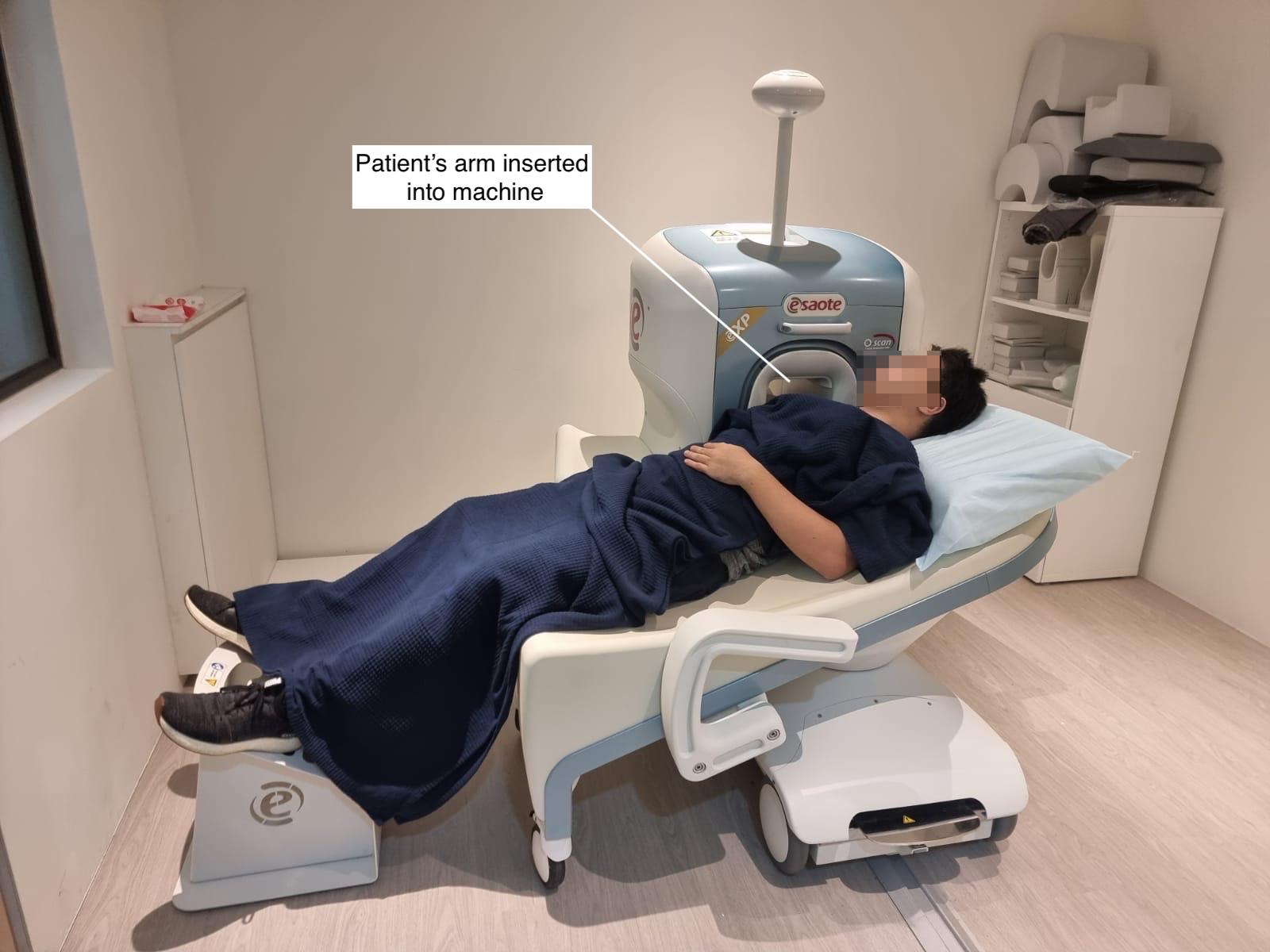 Extremity MRI Machine