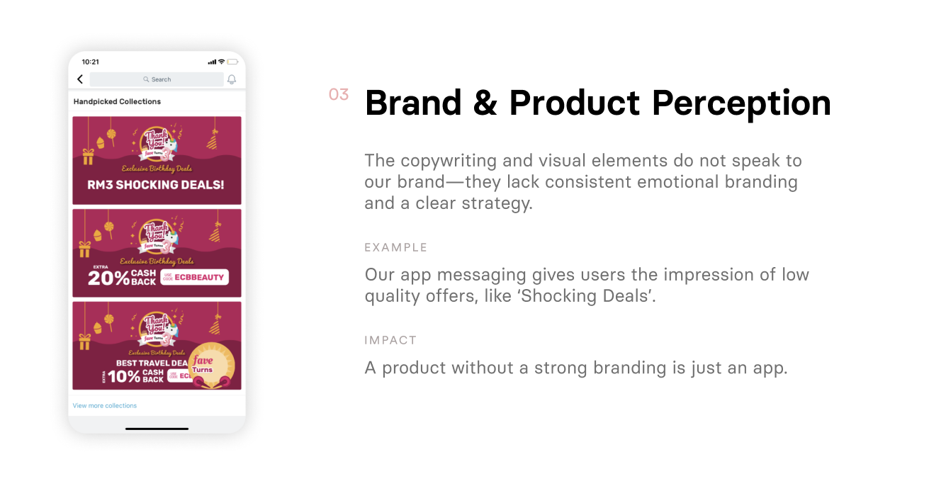 Brand and Product Perception