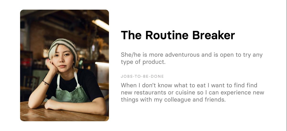 The Routine Breaker
