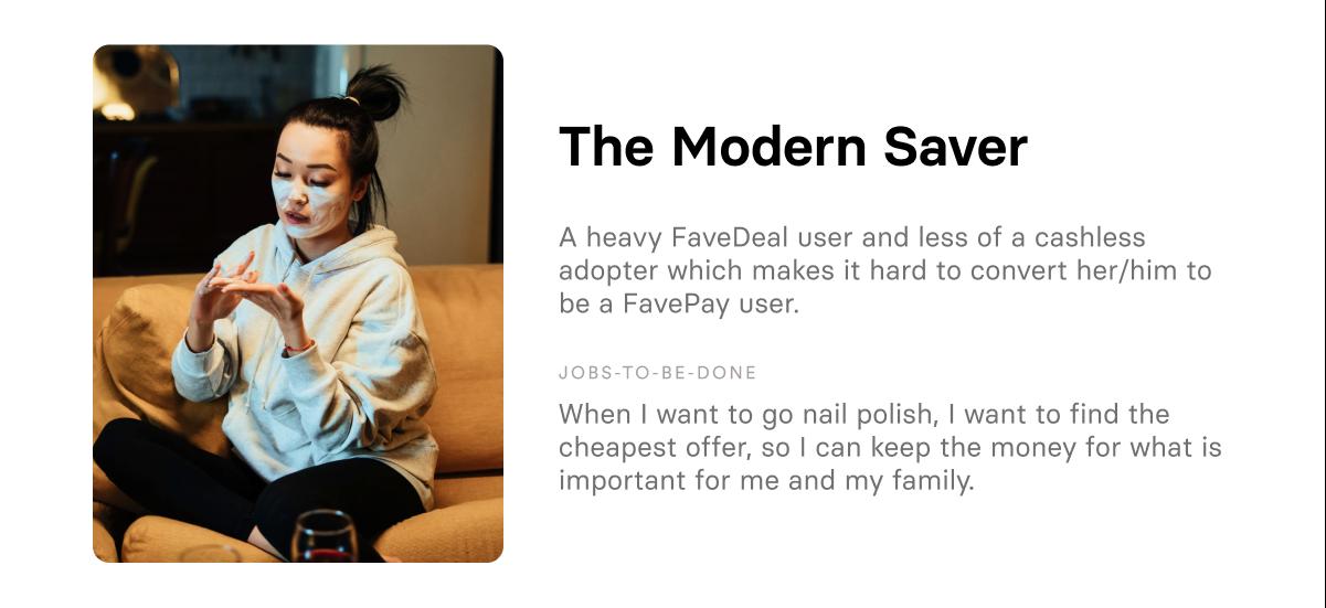 The Modern Saver